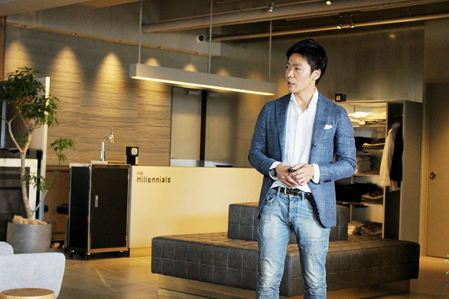 「グローバルエージェンツ」代表取締役山崎剛さん