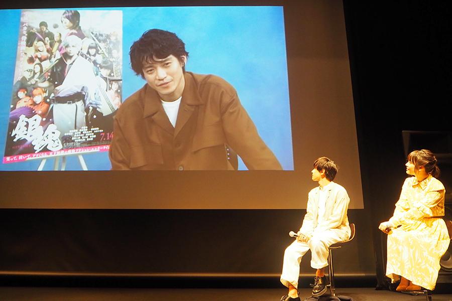イベントでは小栗旬や柳楽優弥、中村勘九郎からのメッセージも寄せられた