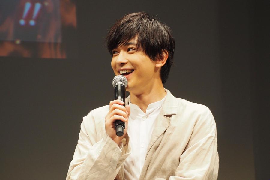 姉上大好きな沖田を演じるにあたり「独占欲最強の彼氏くらいの気持ちで、恋愛だと思って演技しました」と吉沢