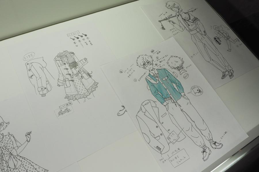 『夜は短し歩けよ乙女』のキャラクター原案