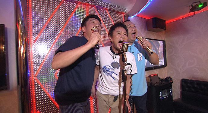 「浜ちゃんwithTKO」で大ヒット曲『WOW WAR TONIGHT』を大熱唱
