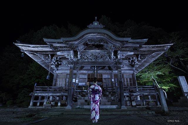 『城崎温泉怪談祭 城崎怪団』のイメージ