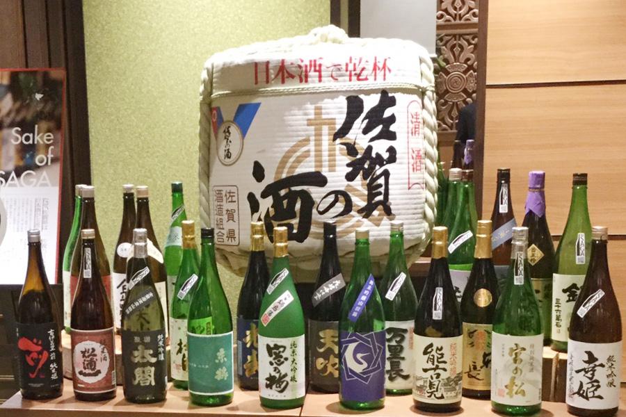 焼酎圏の九州にあって、日本酒造りが盛んな佐賀。基本的に甘口が主流で、甘く濃い口当たりが特徴