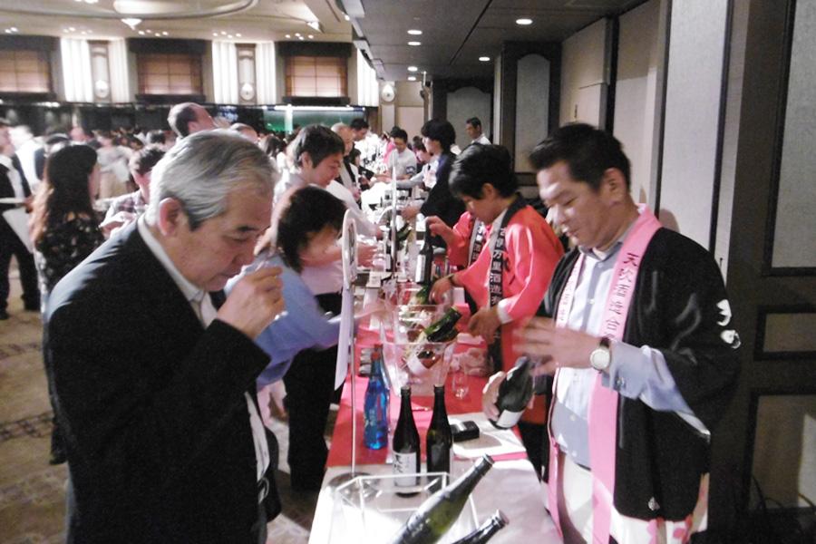 チケットが即完売するという東京でのイベントの様子
