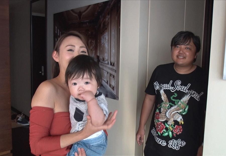 12月に生まれた息子を「第2の与沢にしたい」と語った与沢翼