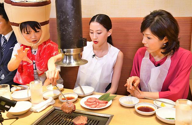 関西焼肉の女王・いかりんが、分厚いタンのベストな焼き頃の見分け方を伝授