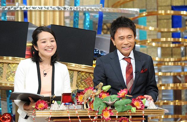 MCは浜田雅功、アシスタントは藤林温子(MBSアナウンサー)