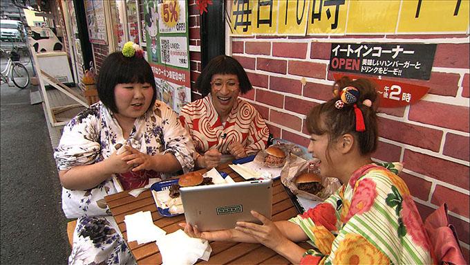 鈴木奈々先生のテクニックに感心するすち子と酒井藍