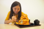 食いしんぼう女子の「花よりテラ飯」(4)