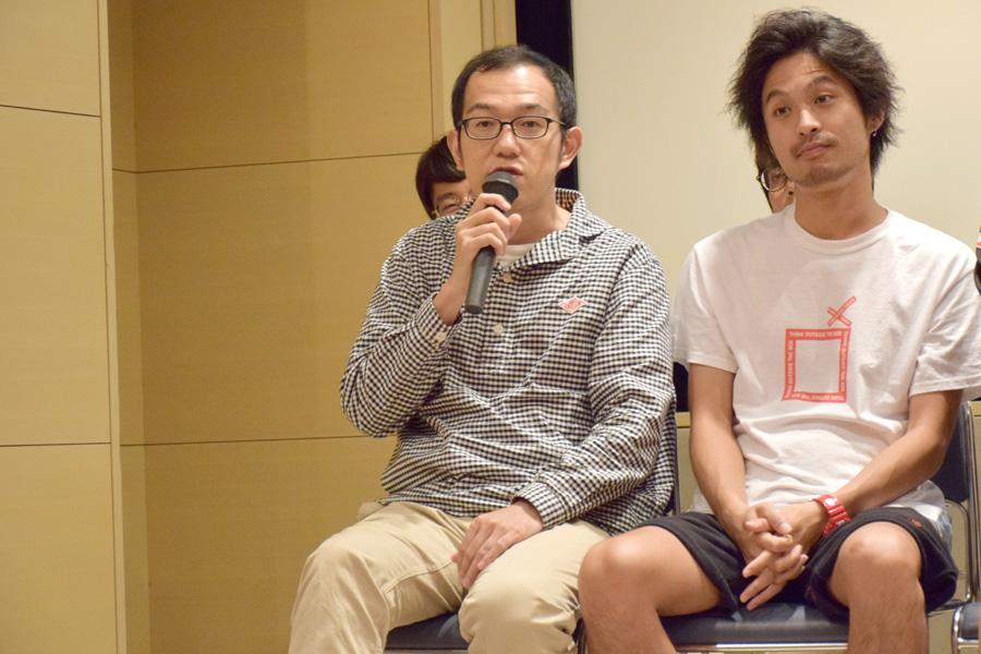 第61回岸田國士戯曲賞を受賞した脚本・演出の上田誠