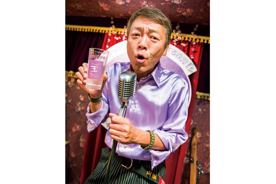 浅草キッド・玉ちゃんプロデュースのスナックが、赤坂、北新地に引き続き臨時出店