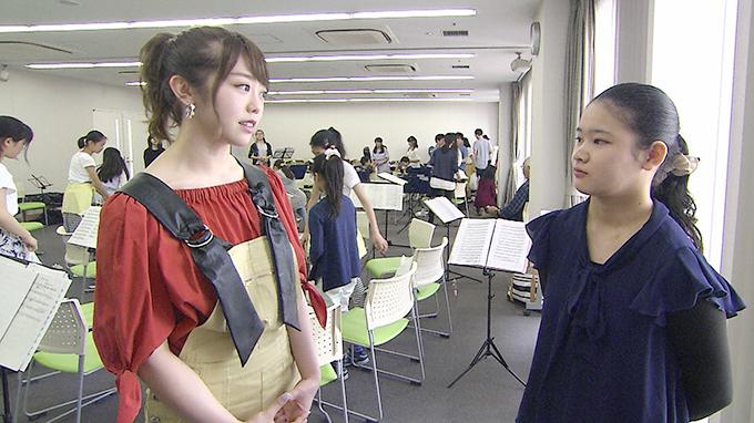 AKB48峯岸みなみがスーパーキッズ・オーケストラの練習の様子を密着レポート
