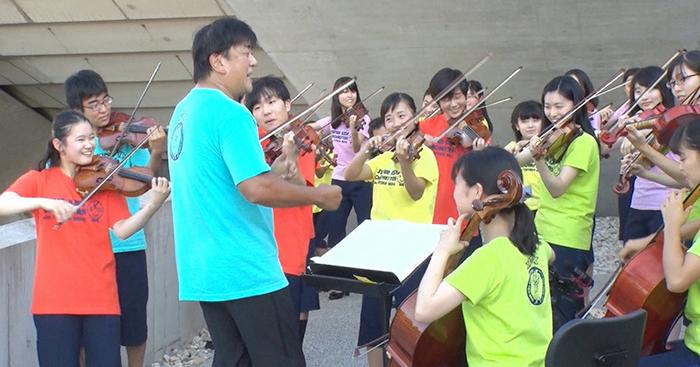 佐渡裕とスーパーキッズ・オーケストラ