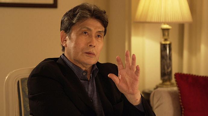 「松本幸四郎」の名に別れを告げ、新たに生まれ変わる75歳。「これからは人生のロスタイム? あわよくば逆転劇ですよ」と不敵に笑う