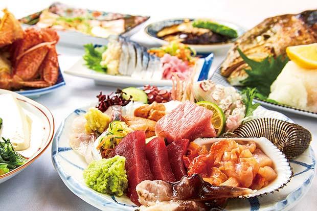 新大阪の名店も登場。「魚屋スタンドふじ子」