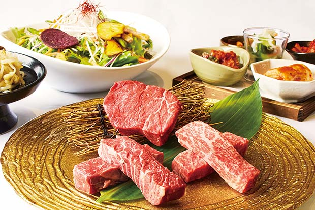 恵比寿発祥の元祖厚切り本格焼肉「焼肉トラジ」