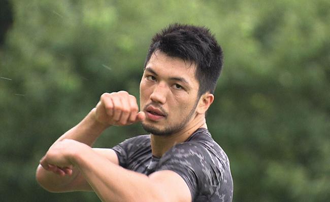 世界王者に輝いたプロボクサーの村田諒太