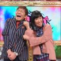 黒田有(メッセンジャー)とハイヒール・リンゴ