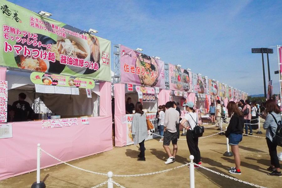 ミシュランガイド掲載の京都の名店「山﨑麺二郎」や、タイ料理店「タイ象」など、森本聡子プロデューサーが厳選したラインアップ