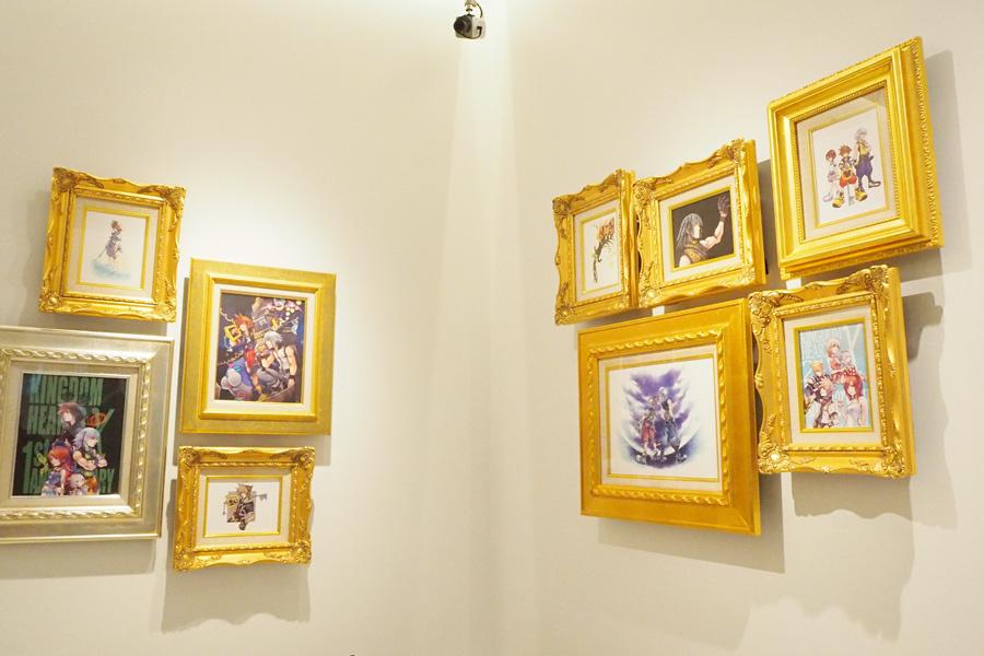 大阪店はギャラリー風の店内装飾に