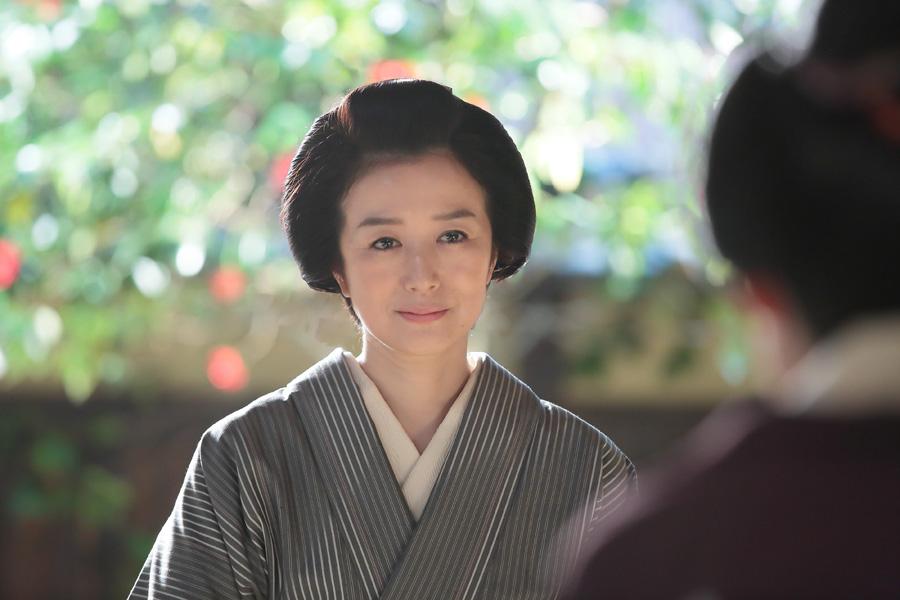 「姑という立場は初めてなので、とても感慨深く、特別なご縁を感じています」と鈴木
