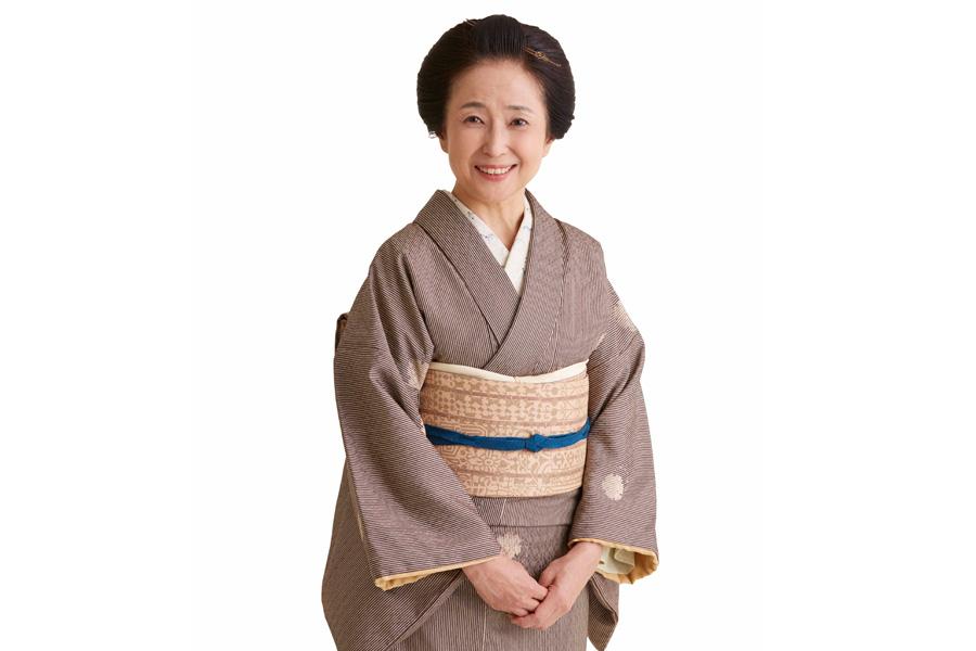 ヒロイン・藤岡てんの祖母・藤岡ハツ役を演じる竹下景子