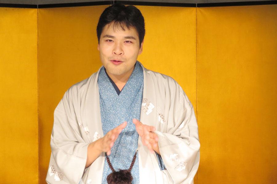 第1回の大賞・三喬(当時)の弟子の喬介は、「すごくありがたい。選んでよかったと思われるような落語をしていきたい」と語った