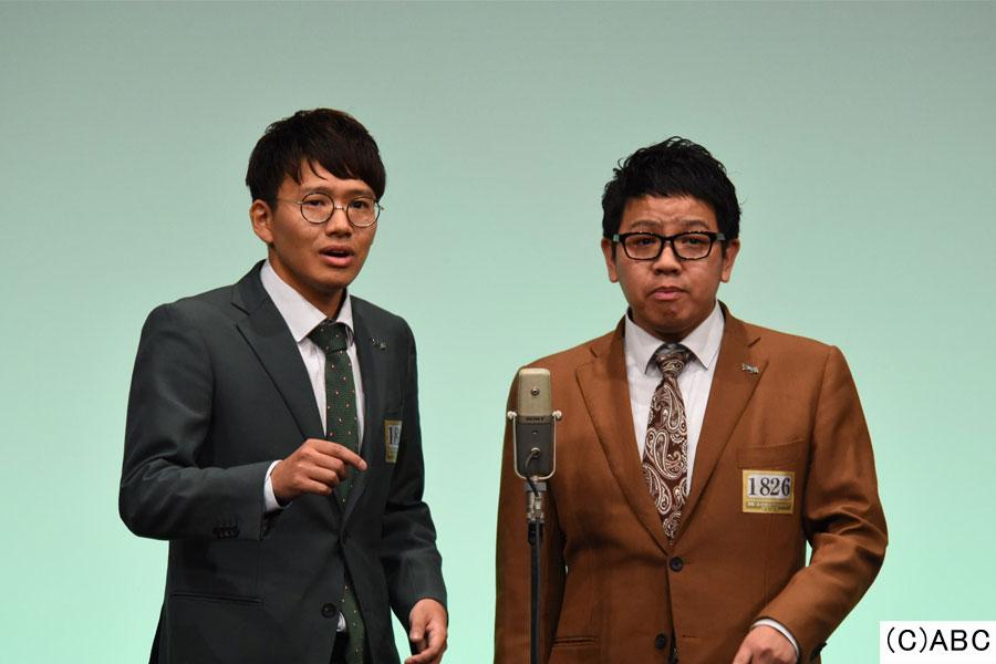 ミキ(左から亜生、昴生)