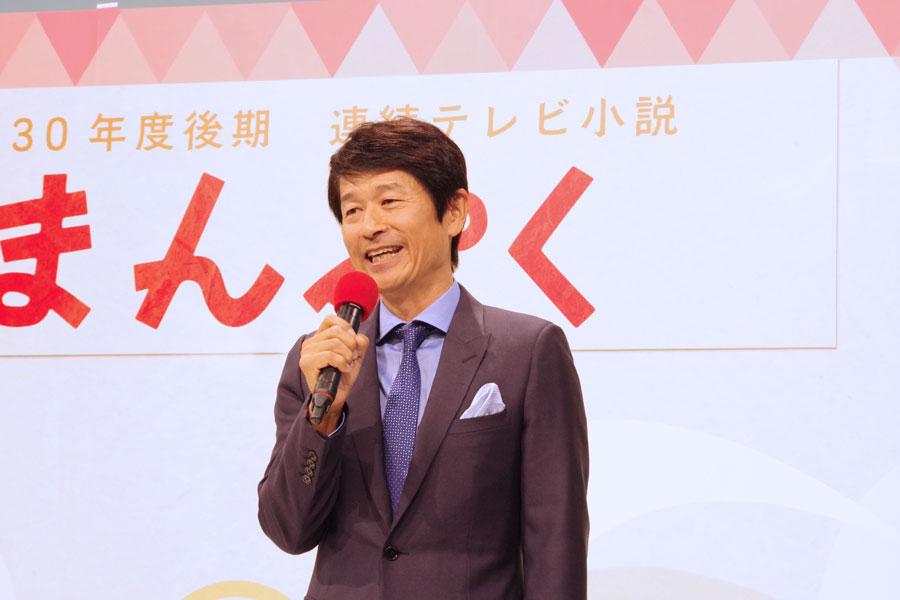 連続テレビ小説『まんぷく』で脚本をつとめる福田靖