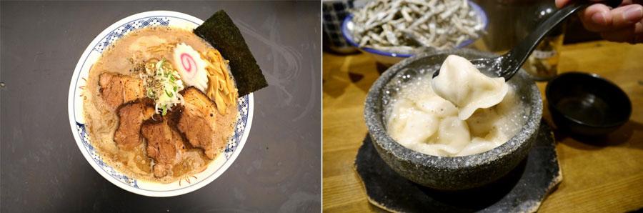 東京「麺や庄」の燻し焼チャーシュー麺、「札幌リアルガチ餃子」の下品なぐらいダシが美味い!水餃子!