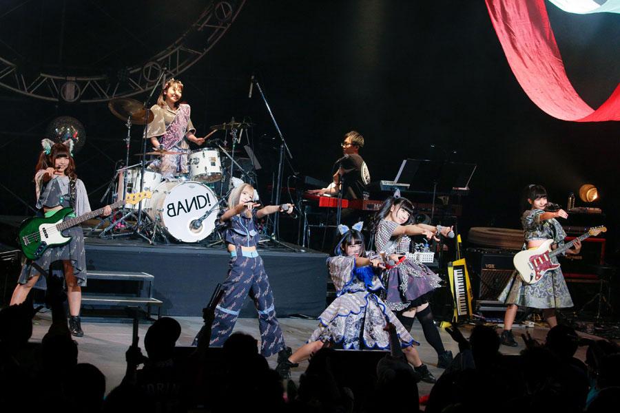ロックバンド・神聖かまってちゃんのドラマーのみさこ率いる、バンドじゃないもん!