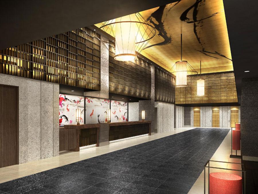 京都駅八条口から徒歩5分の位置にオープン予定の「DAIWA ROYAL HOTEL GRANDE KYOTO」