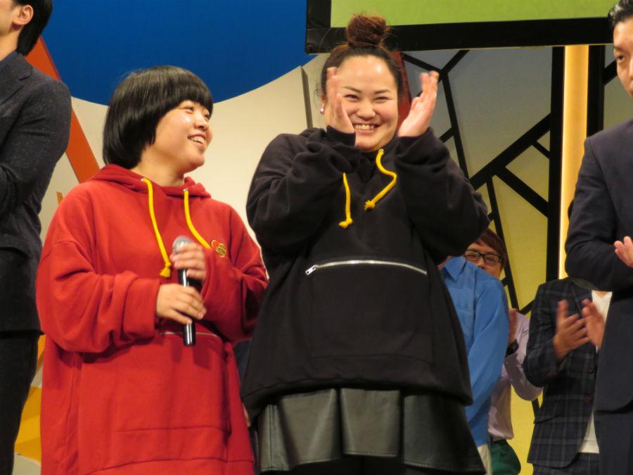 『第3回 上方漫才協会大賞』では、おかずクラブら東京勢も参加