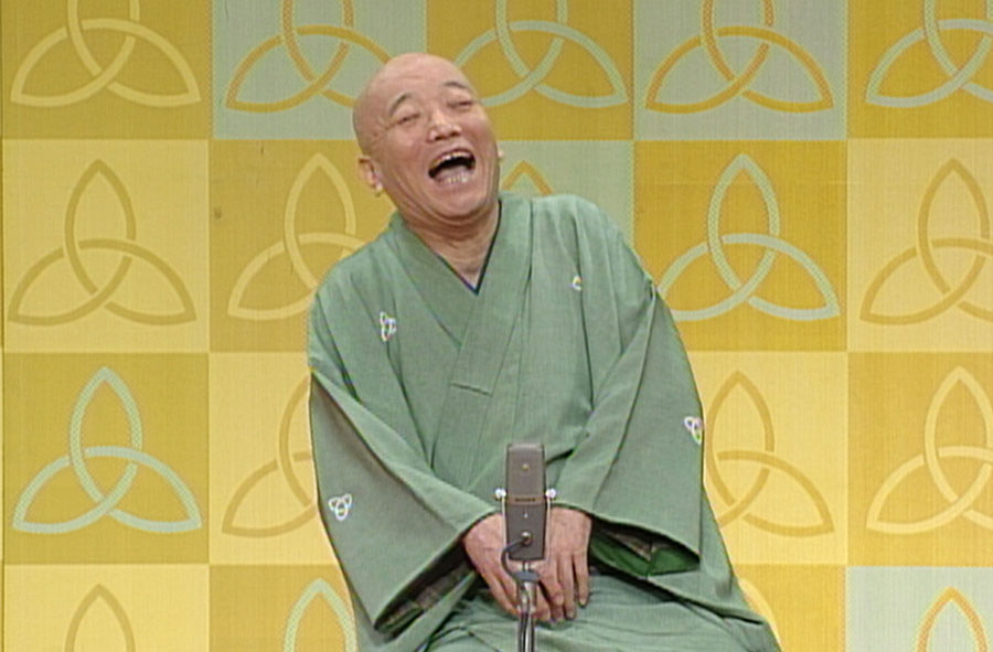 桂枝雀「替わり目」(1998年1月1日放送)は、桂吉朝「蛸芝居」とともに3日に放送