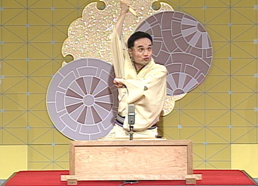 桂吉朝「蛸芝居」(1994年8月28日放送)は3日に放送