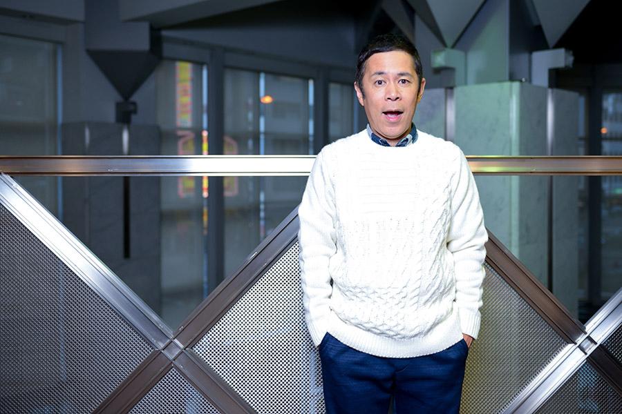 「クールジャパンパーク大阪」こけら落とし公演に出演が決まったナインティナイン岡村隆史