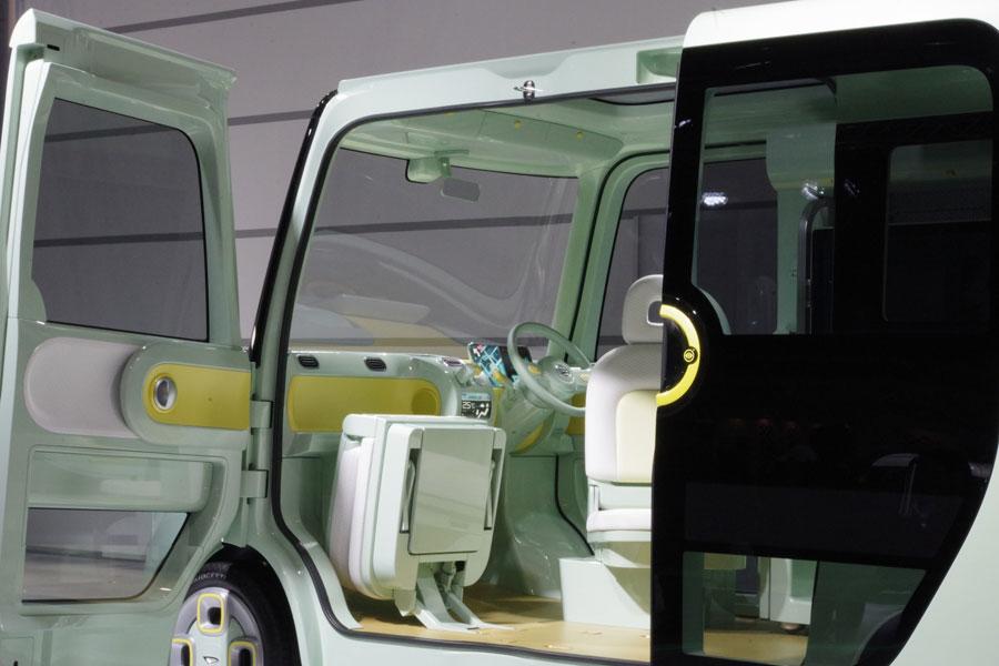 ミゼットを継承するダイハツの軽商用車「DN PRO CARGO」