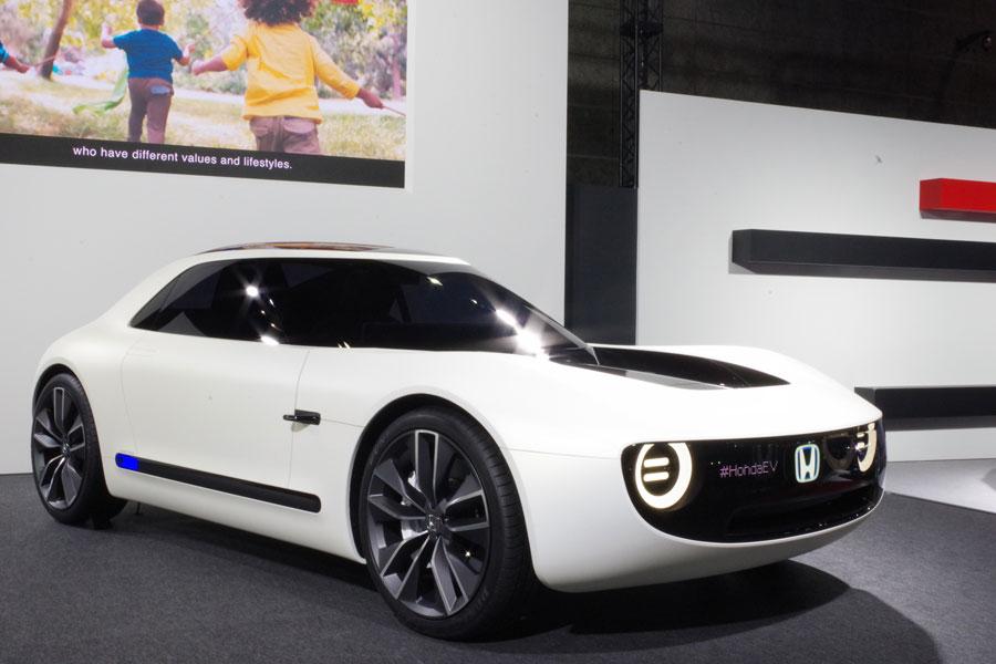 ホンダの「Honda Sports EV Concept」