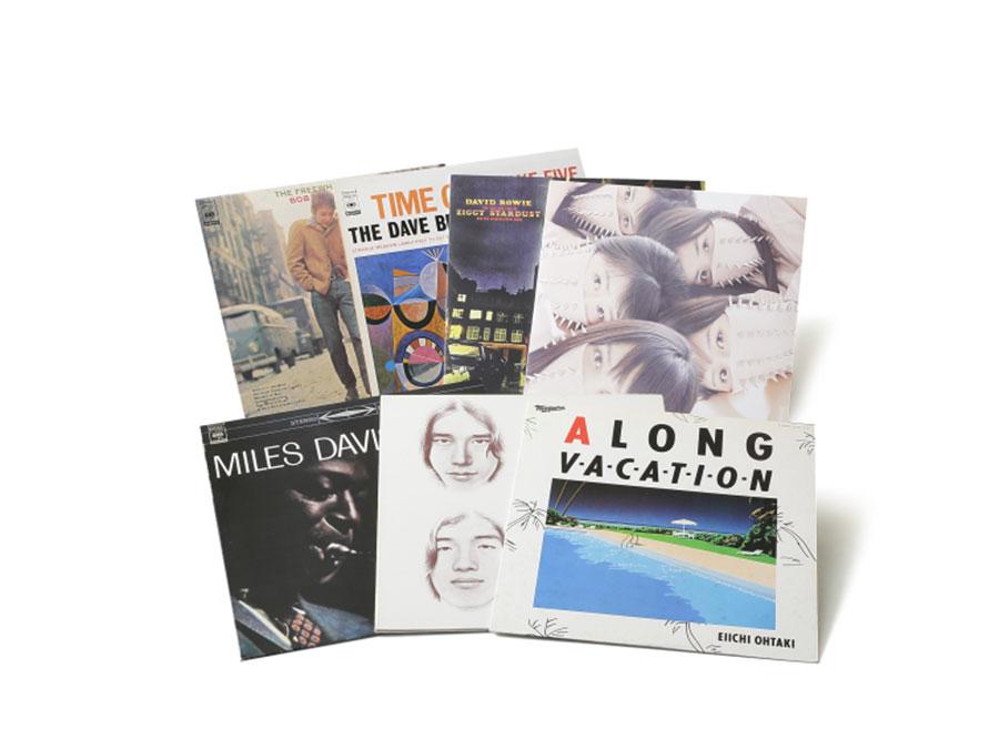 京都高島屋で初めての『レコードフェア京都』。画像はイメージ