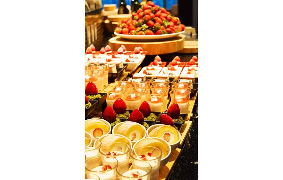 「スイスホテル南海大阪」で初開催の『ストロベリーでNight』