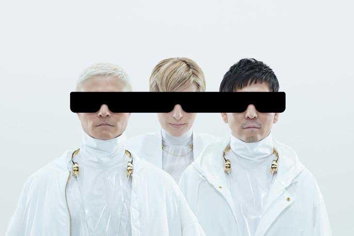デビュー時のオリジナルメンバーでステージを盛り上げるm-floの3人