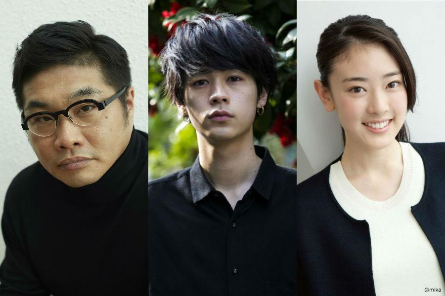 左から『わろてんか』に出演が発表された松尾諭、成田凌、水上京香
