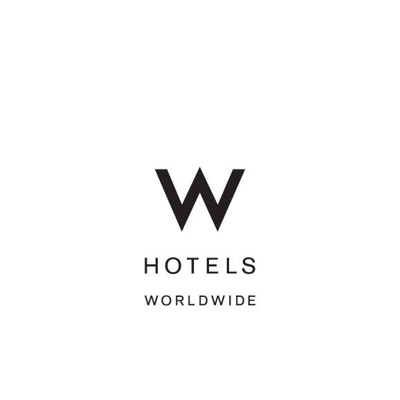 「Wホテル」ロゴ