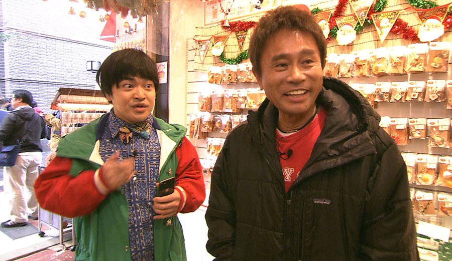 浜田をほったらかし、食品サンプル店で大はしゃぎする加藤諒