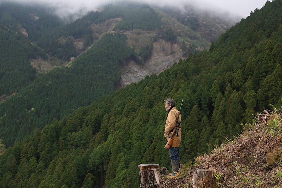 映画『東の狼』 © NARA International Film Festival & Seven Sisters Films