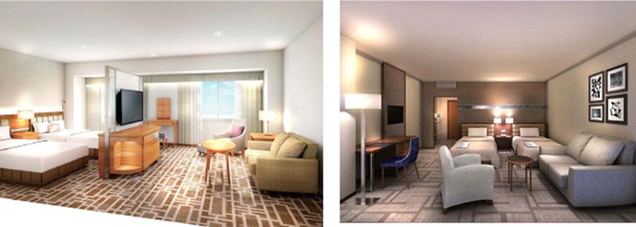 「High-class N.Y」をテーマにリニューアルするホテル阪神