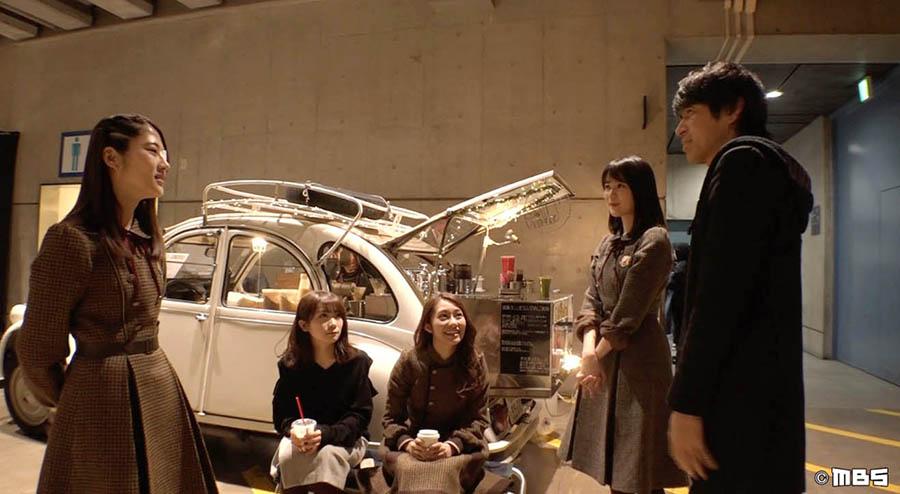 ブレイク前から「乃木坂46」に関わって来た松田が、1期生、2期生、3期生から選抜したメンバーでキャストを構成する舞台も手掛ける