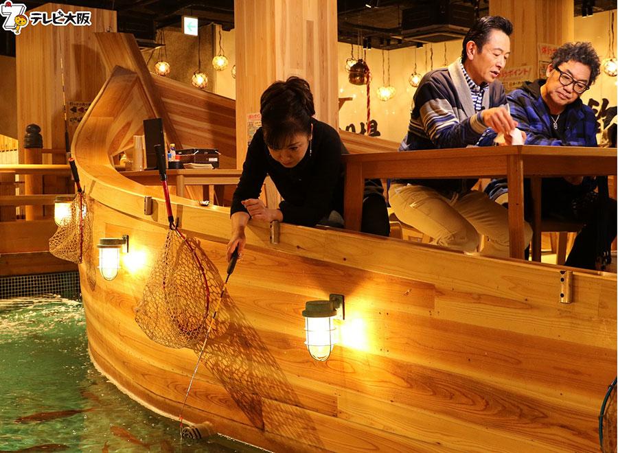 三田村邦彦が伍代夏子とコロッケとともに大阪の下町と風情を満喫