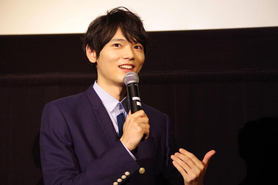 「SF要素がいっぱい入ってる映画。日本映画にない作品に仕上がっている」と古川