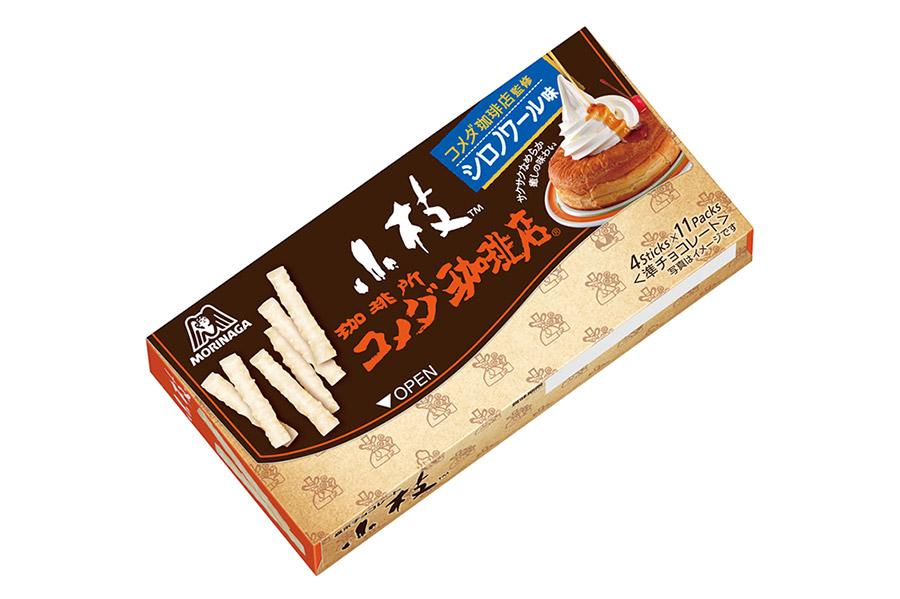 期間限定で発売される「小枝<シロノワール味>」(194円)